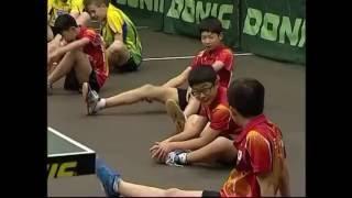 В п.Сиверский осваивают Южнокорейскую школу  пинг-понга.