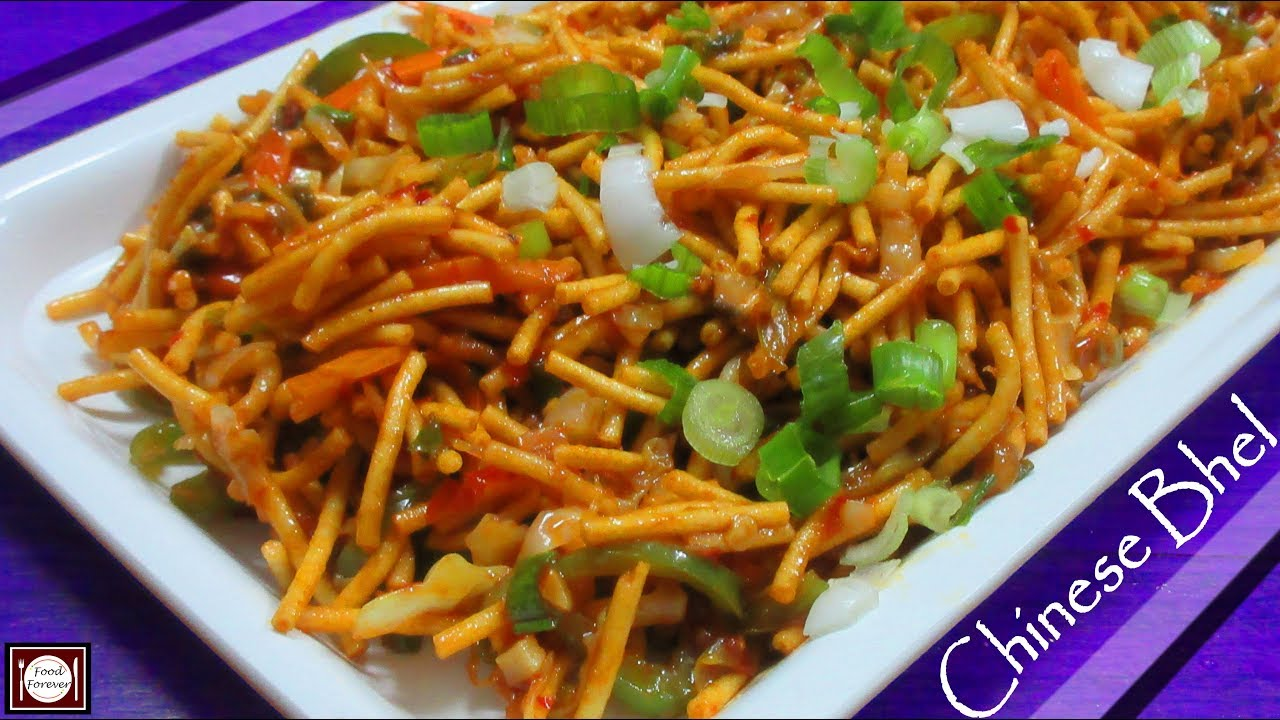 Chinese bhel fast food recipe chinese bhel chinese bhel fast food recipe chinese bhel recipe in hindi easy snack recipe forumfinder Gallery
