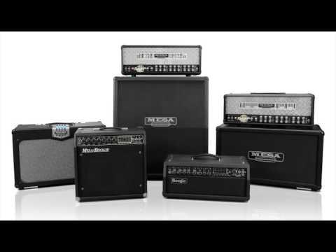 Amplitube Mesa/Boogie Mark III Demo