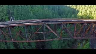 Phantom Drone Victoria BC, Goldstream Park
