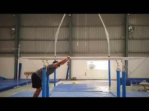 Gymnastics , Fitness , Yoga , Gym , Fun ..All in One video