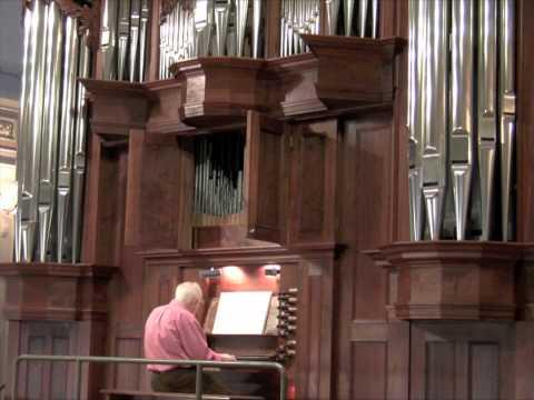 Two Works from Die Lüneburger Orgeltabulatur KN 208. George Becker, MD, organ.