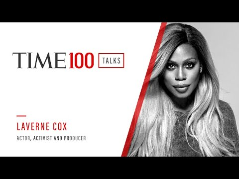 TIME100 Talks With Laverne Cox And Chase Strangio