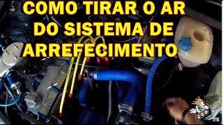 COMO TIRAR AR DO SISTEMA DE ARREFECIMENTO (AGUA) + DICA (2019) - Caverna Films thumbnail