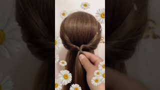 easy and beautiful hairstyles for girls  hair style girl  hairstyles for girls  hairstyle #shorts