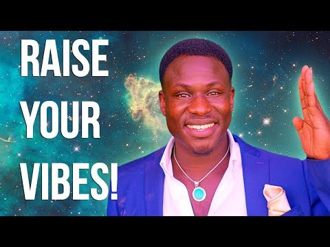 10 Secrets of Vibration & Frequency II How to Attract Whatever II Law of Attraction (POWERFUL!)