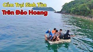 LamTV - Trận Chiến Cắm Trại Sinh Tồn Trên Đảo Hoang | Camping Survival On A Deserted Island Battle thumbnail