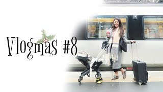 VLOGMAS #8 | THE BIGGEST SECRET IS OUT - WELL, KIND OF.