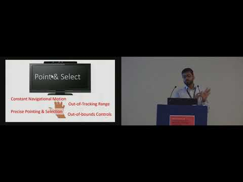 Summon and Select: Rapid Interaction with Interface Controls in Mid-air