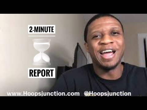 houston-rockets-complaining-and-nba-2-minute-report-hijacking-nba-playoffs-|-hoops-junction