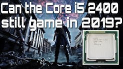 Can the Core i5 2400 still game?