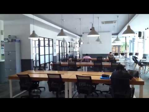 Survei EV Hive The Breeze Coworking Space 2017
