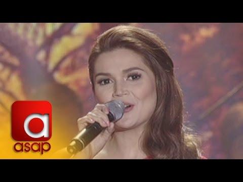 "ASAP: Donna Cruz sings ""Langit Ang Pag-ibig"" from her comeback album"