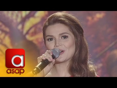 ASAP: Donna Cruz sings