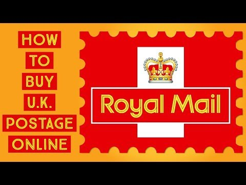 Buy U.K. Postage Online - Royal Mail Click & Drop
