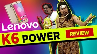 Lenovo K6 Power | Review - Surprising