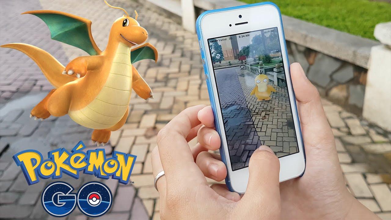 Đi bắt Pokemon go cực hấp dẫn ở Việt Nam