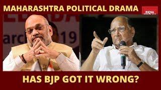 Devendra Fadnavis Resigns As CM; Has BJP Got In Maharashtra?