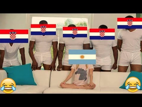 INTERNET REACTS TO ARGENTINA 0-3 CROATIA WORLD CUP