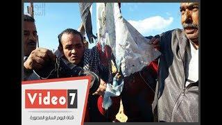 حرق علم إسرائيل بساحة القائد إبراهيم احتجاجا على قرار ترامب حول القدس