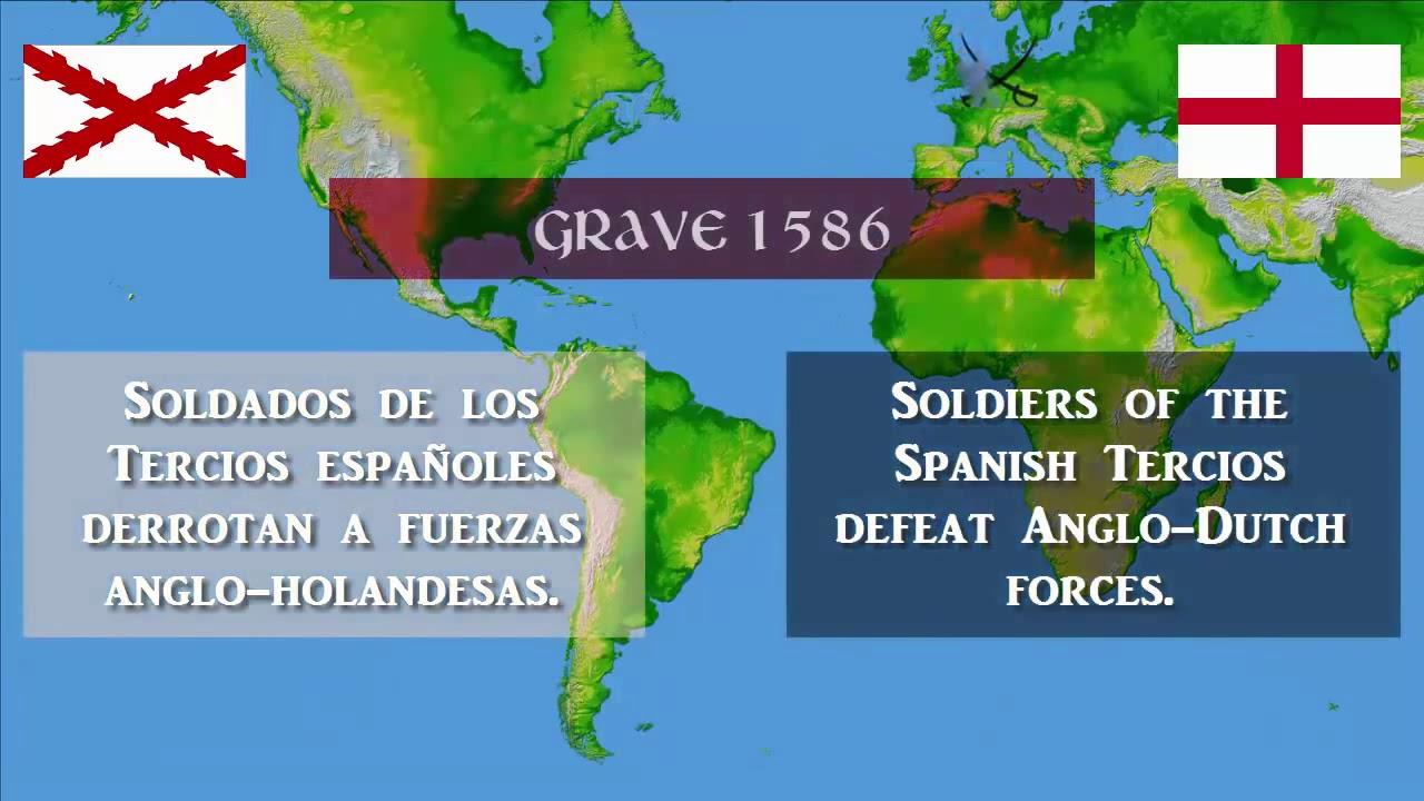Victorias Españolas sobre los ingleses 1