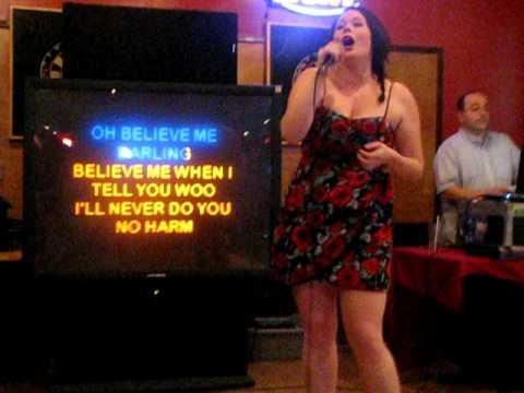 Sarah - Oh Darling (The Beatles) Karaoke
