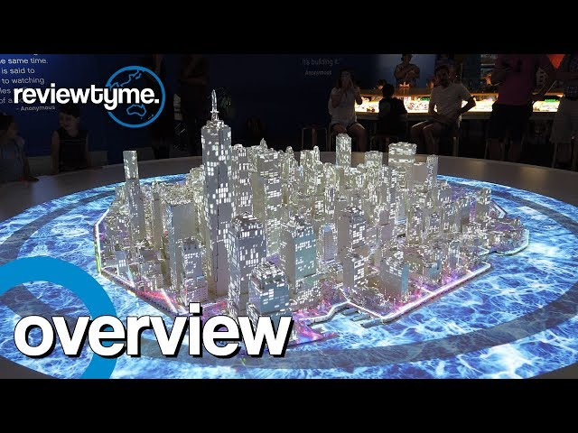Build The Future! - LEGO Brickman Cities Overview