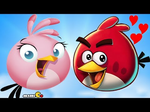 Angry Bird Girl Wallpaper Angry Birds Heroic Rescue Saving Stella Hd Part 2