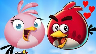 Angry Birds Heroic Rescue - Saving Stella HD Part 2 Walkthrough Level 10-20