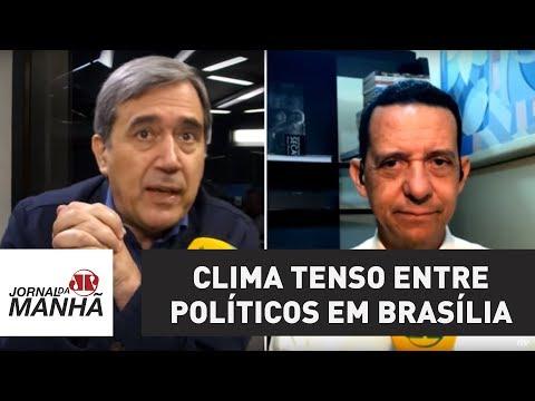 Decisão do STF sobre Aécio deixa clima tenso entre políticos em Brasília