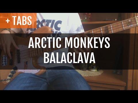 Arctic Monkeys - Balaclava (Bass Cover with TABS!)