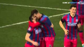 Steaua - Gaz Metan Mediaș 3-0 (15.martie.2014)