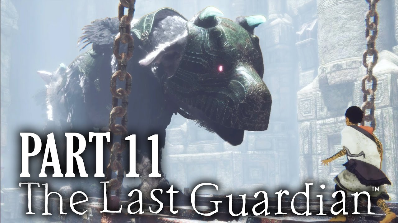 the last guardian part 11