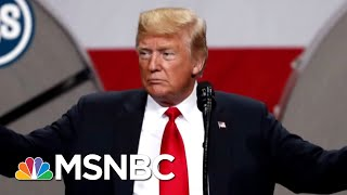 Donald Trump White House Seems To Change Its Answer On Russian Collusion | The 11th Hour | MSNBC