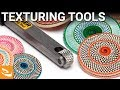 Wagner Texturning Tools | Woodturning How-to