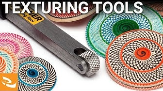 Wagner Texturning Tools (Woodturning How-to)