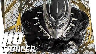 Black panther trailer 2   marvel 2018