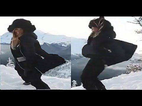 Ciara Twerks Pregnant for Russell Wilsons Birthday ( a HAPPY twerk though)😝💛❤️💚💙💜