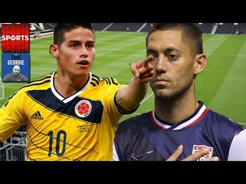 USA vs. Colombia