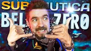 EVERYTHING IS TOTALLY FINE RIGHT? | Subnautica Below Zero - Part 3