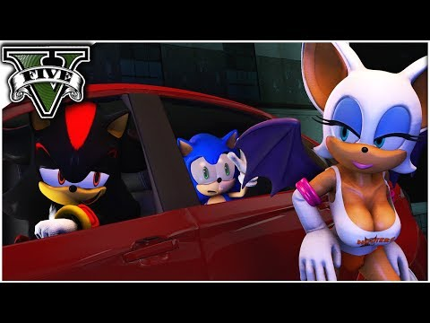 Sonic & Shadow Play Grand Theft Auto 5! - BIG MISTAKE!! from YouTube · Duration:  12 minutes 27 seconds