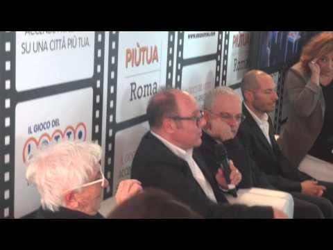 Carlo Verdone Lina Wertmuller Daniele Luchetti Cast Film Festival