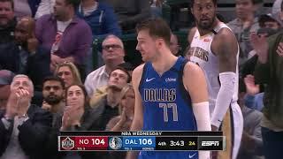 Dallas Mavericks vs New Orleans Pelicans | March 4, 2020