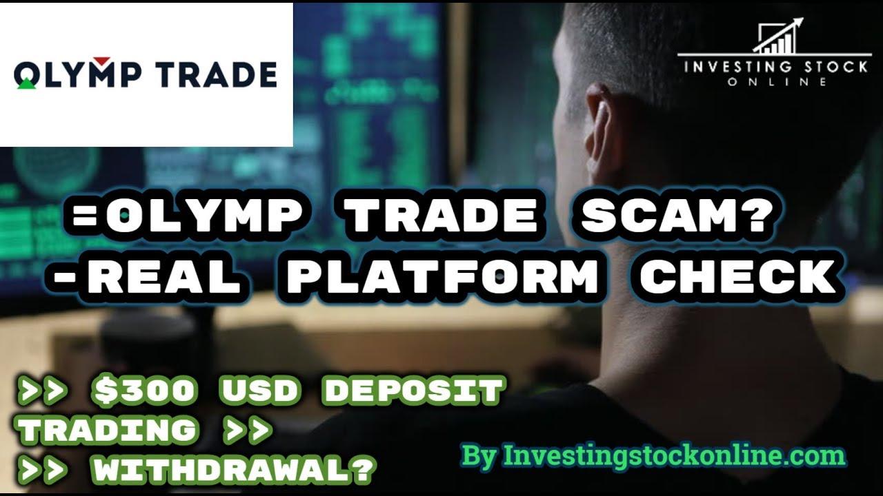 Cara Deposit Uang di Olymp Trade dari Bank Lokal Dengan Aman