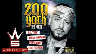 """Lil Tjay - """"ZOO YORK"""" ft. French Montana, Pop Smoke, Fivio Foreign (Official Audio - WSHH Exclusive)"""