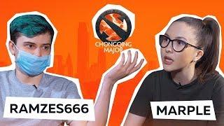 Ramzes666 об игре с Team Secret, драфтах и китайских болельщиках