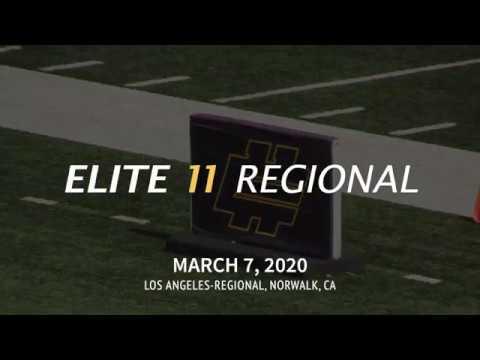 ELITE 11 - Los Angeles Regionals 3/7/2020