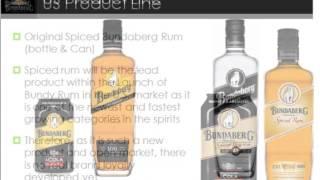 Bundaberg Rum Presentation