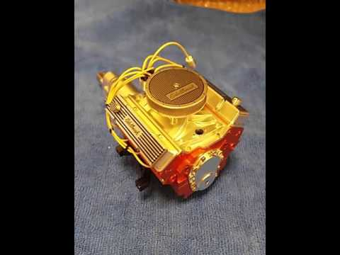 Upgrade Kit for RC4WD V8