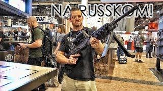 Самые дорогие ружья на крупнейшей оружейной выставке мира | Разрушительное ранчо | Перевод Zёбры